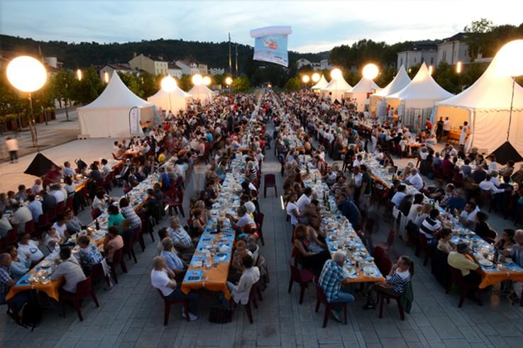 festivals gastronomiques régionaux en France