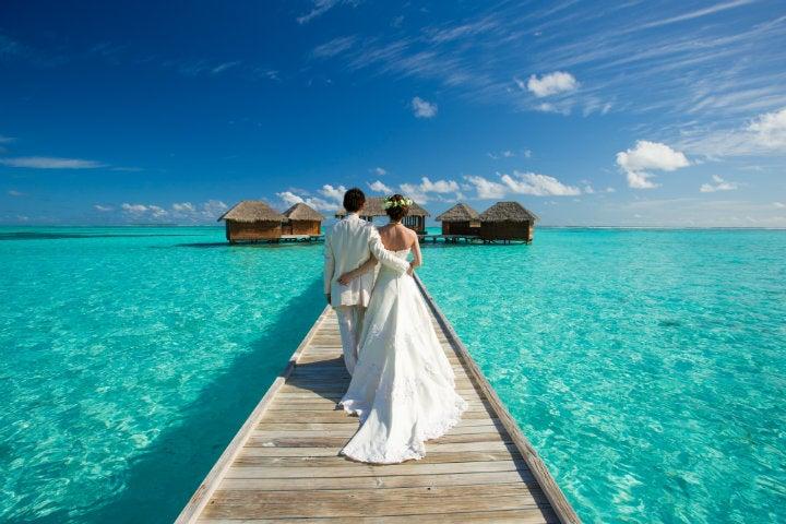 TOP LIEUX ROMANTIQUES POUR SE MARIER DANS LE MONDE ENTIER